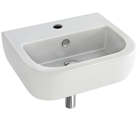 IMEX Essence 400mm 1 Tap Hole Handrinse Basin - LH10100