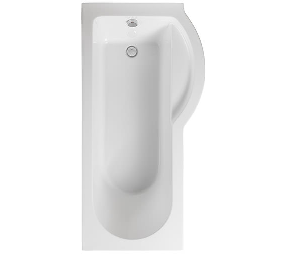 Alternate image of Pura Arco Left Hand 1500 x 850mm Shower Bath