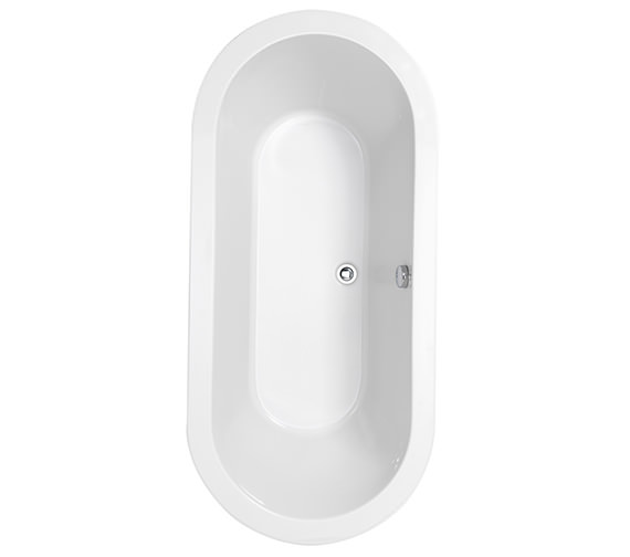 Pura Arco Freestanding Bath 1695 x 790mm - PB106