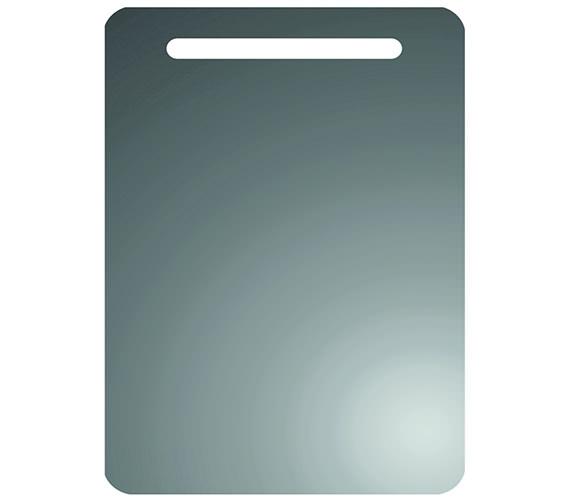 Pura Grace Portrait Backlit Mirror 600 x 800mm - GR60BLM