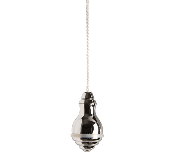 Miller Classic Traditional Chrome Small Light Pull