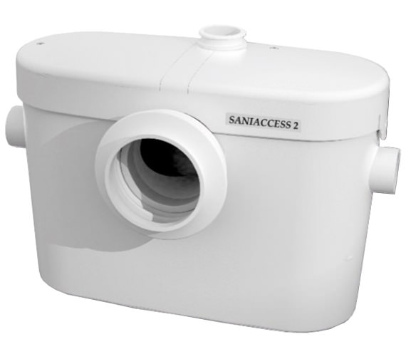 Saniflo Saniaccess 2 Macerator Pump For WC And Washbasin - 1901