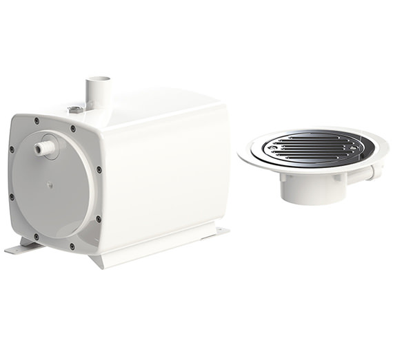 Saniflo Sanifloor 2 Macerator Pump For Sheet Flooring - 1155