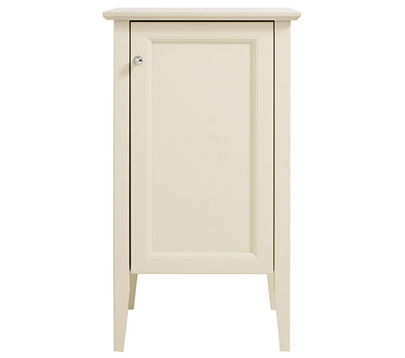 Heritage Caversham Oyster Straight Free Standing Storage Unit 500 x 850mm