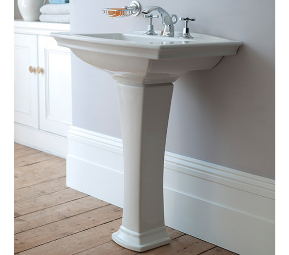Heritage Blenheim 650mm Standard Basin
