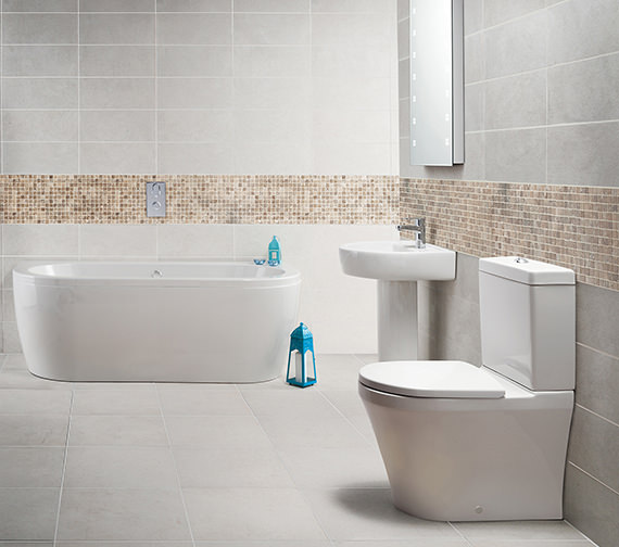 Beo Mellow Plus Bathroom Suite
