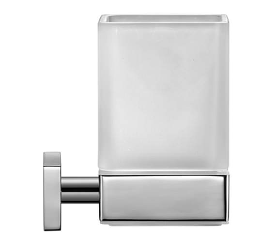 Duravit Karree Chrome Glass Holder - 0099511000