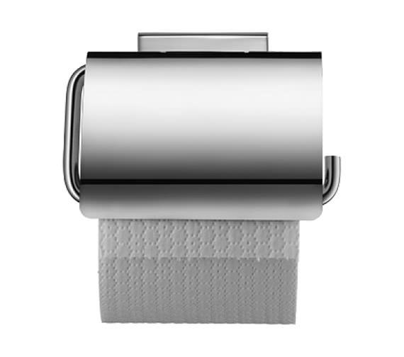 Duravit Karree Chrome Toilet Paper Holder - 0099551000