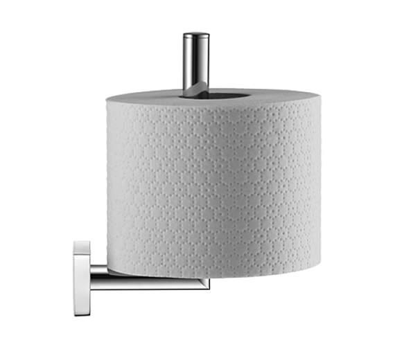 Duravit Karree Chrome Spare Toilet Paper Holder - 0099561000
