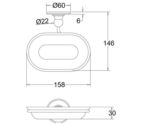 Technical drawing QS-V73051 / A1 CHR