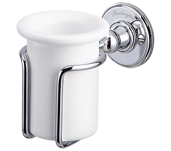 Burlington Tumbler Holder Chrome Plated - A2 CHR
