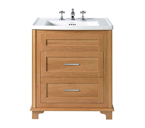 Imperial Thurlestone 2 Drawer Vanity Unit - XWT0210020