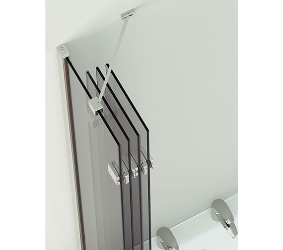 Additional image for QS-V73758 Kudos Showers - 4BASCOMPLHS