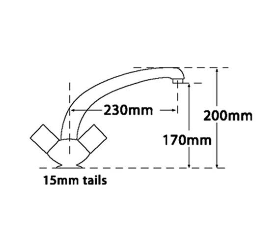 Technical drawing QS-V73943 / 212
