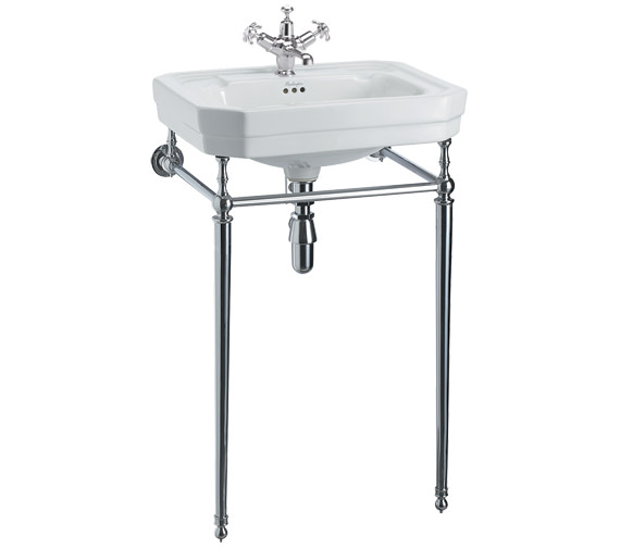 Burlington Victorian 560mm Medium Basin And Wash Stand - B2 1TH - T22A