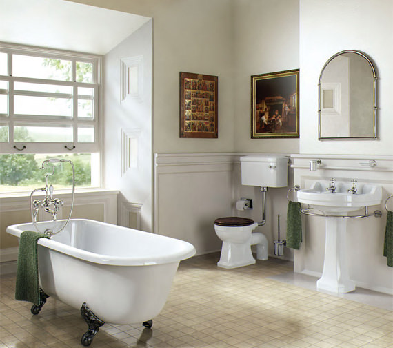 Burlington Edwardian Bathroom Suite