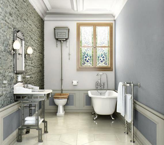 Burlington Georgian Bathroom Suite - G12TH T38ALU G11