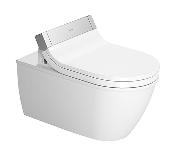 Duravit Sensowash Seat With Darling New Wall Mounted Wc