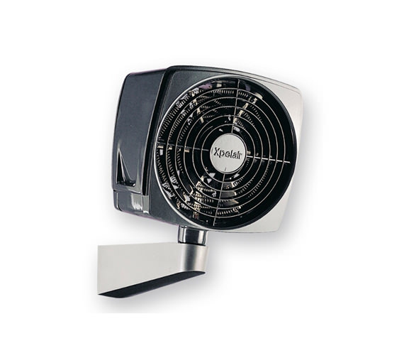 Xpelair Wh30 Commercial 3kw Wall Mounted Fan Heater