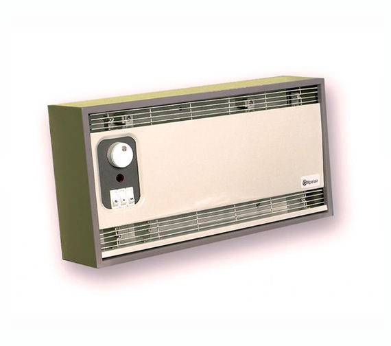 Dch3000a 3kw Commercial Wall Heater With Circulation Fan