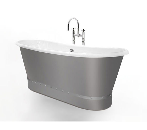 Royce Morgan Portland Traditional Double End Bath 1710 x 690mm