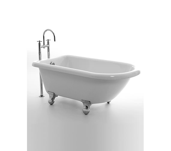 Royce Morgan Orlando Single Ended Bath 1505 x 770mm With Feet