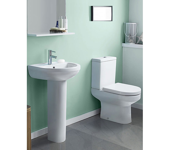 Premier Harmony Basin And Toilet Set