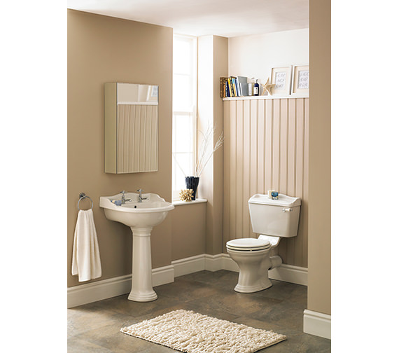 Premier Ryther Basin And Toilet Set