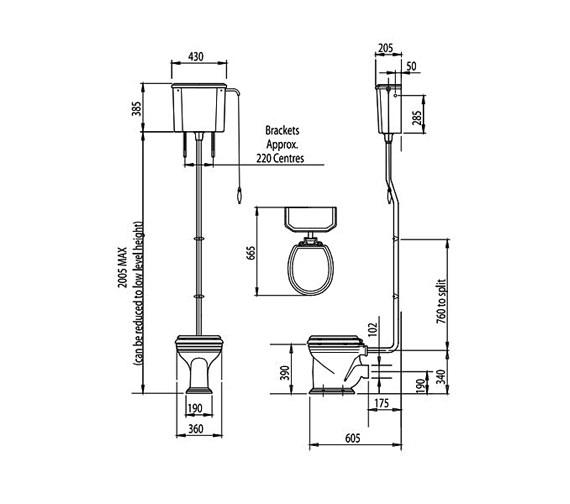 Technical drawing QS-V4268 / BSCLOLL6OEW
