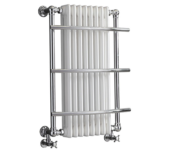 Phoenix Helena Traditional Towel Rail 635 x 874mm - RA110