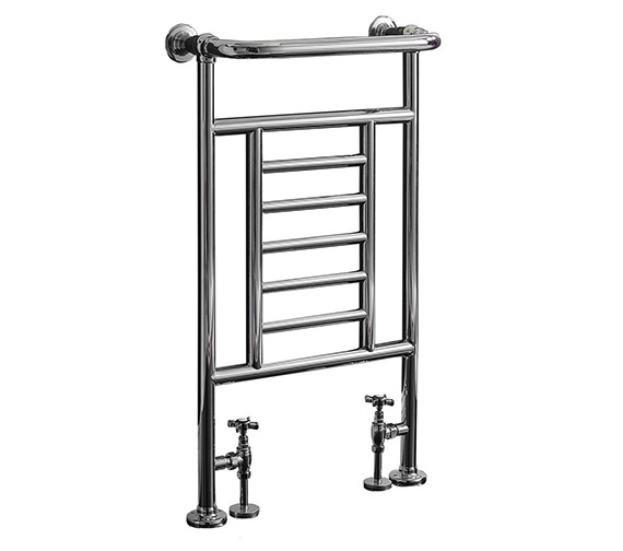 Phoenix Catherine Heated Towel Rail 535 x 914mm - RA112