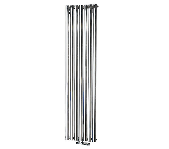 Phoenix Louise Oval Tube Radiator 1800 x 420mm - RA123