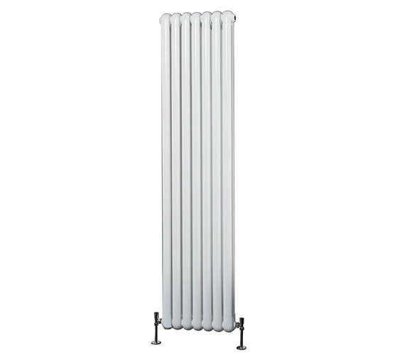 Phoenix Lilly White Column Radiator 318 x 1800mm - RA144