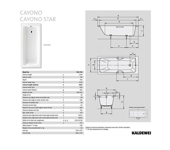Technical drawing QS-V75933 / 275000010001