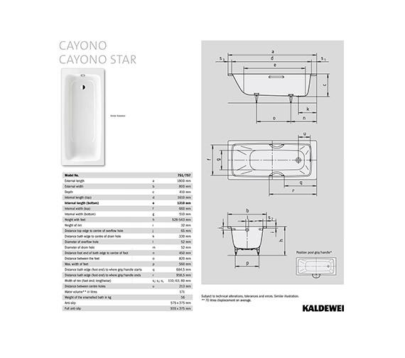 Technical drawing QS-V75942 / 275700010001