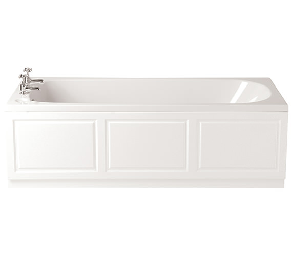 Heritage Dorchester 1700 x 700mm Single Ended Bath