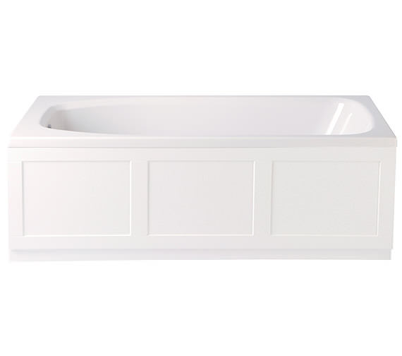 Heritage Belmonte 1524 x 750mm Single Ended Bath