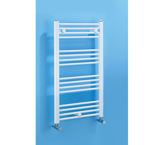 Biasi Dolomite 500mm Wide Straight Towel Rail