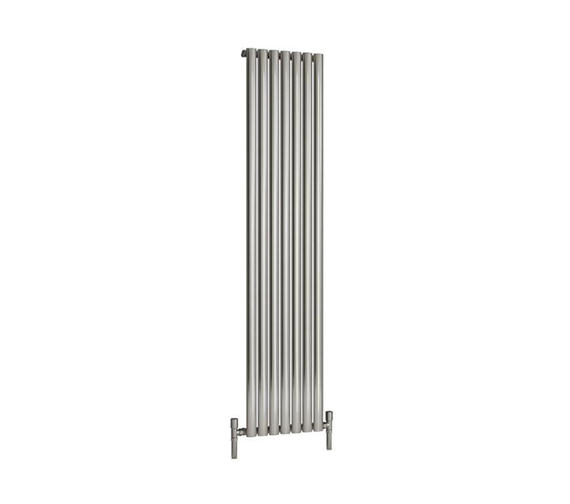Reina Nerox Single Polished Vertical Radiator 295 x 1800-RNS-NRX1805P