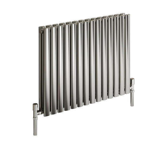 Reina Nerox Double Polished Horizontal Radiator 1003mm Wide x 600mm High