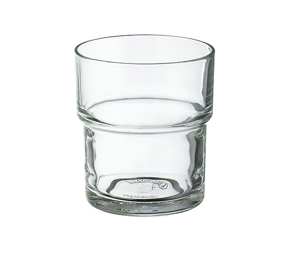 Smedbo Xtra Spare Clear Glass Tumbler