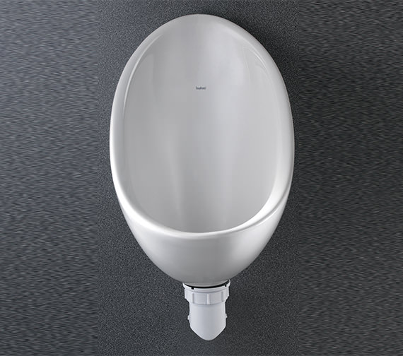 Twyford Clifton 305 x 445 x 375mm Waterless Urinal - VC7502WH