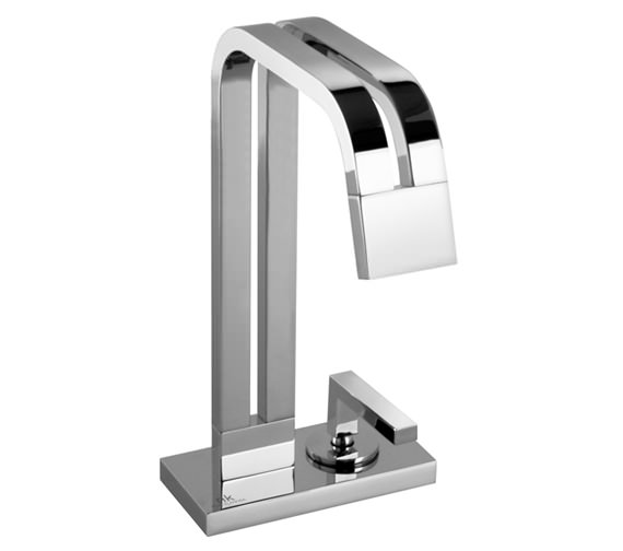Porcelanosa Noken Neox Single Lever Deck Mounted Basin Mixer Tap
