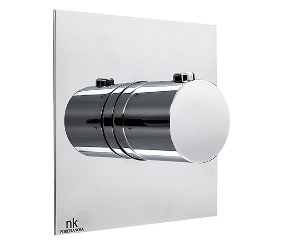 Porcelanosa Noken Giro Concealed Thermostatic Shower Valve