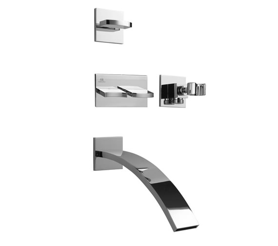 concealed bathroom sink porcelanosa noken imagine concealed bath shower mixer and diverter