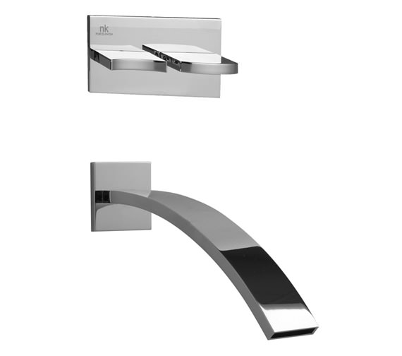 Porcelanosa Noken Imagine Wall Mounted Concealed Bath Mixer Tap