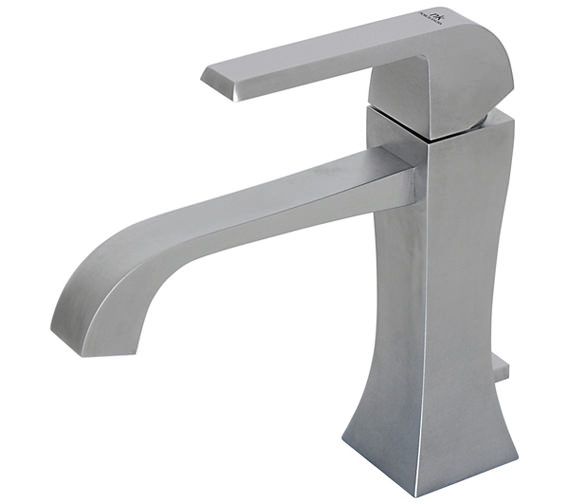 Porcelanosa Noken Dune Single Lever Pearl Basin Mixer Tap And Waste