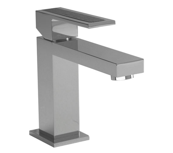 Porcelanosa Noken Irta Chrome Basin Mixer Tap With Pop-Up Waste