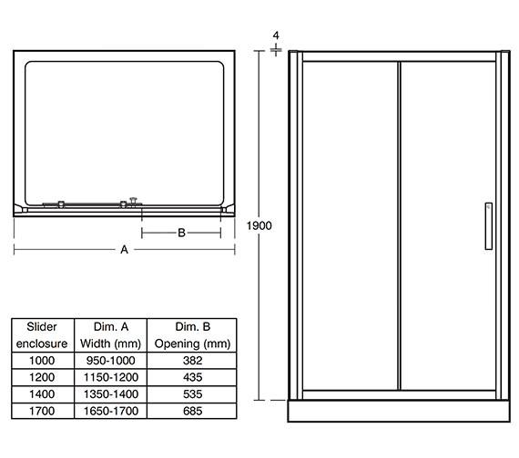 Technical drawing QS-V40138 / L6289EO