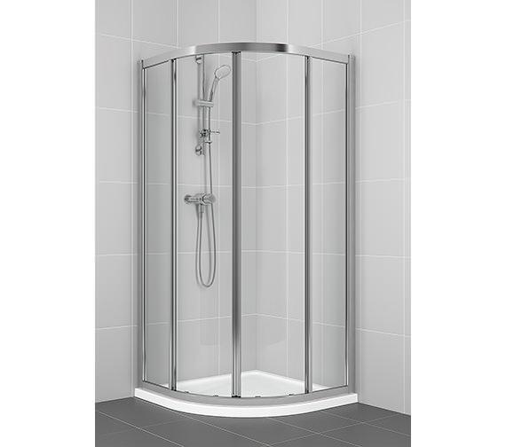 Ideal Standard New Connect Quadrant Shower Enclosure